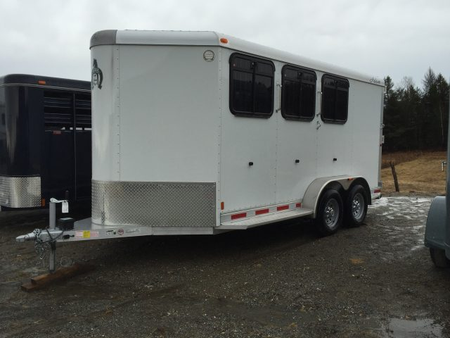 Adam Mustang 3 chevaux